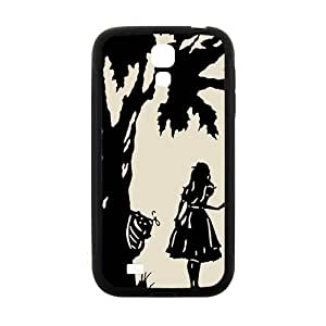 Happy Alice anime cartoon Cell Phone Case for Samsung Galaxy S4