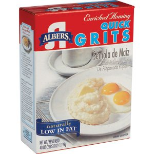- Albers Quick Grits 40 OZ