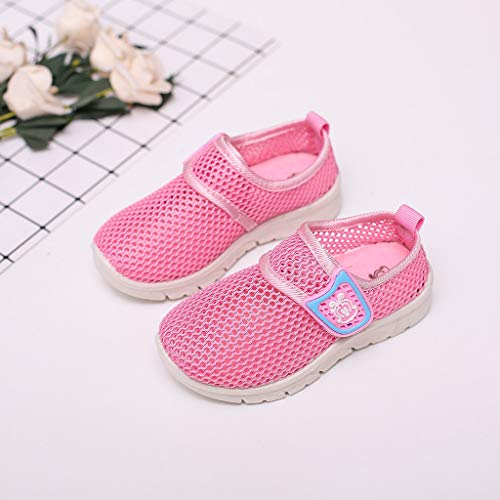 Toddler Kids Baby Boys Girls Mesh Cartoon Sneakers Sport Run Casual Shoes by VEZAD (Image #1)