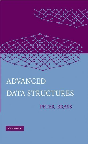 Advanced Data Structures 1st (first) Edition by Brass, Peter [2008] by Cambridge University Press