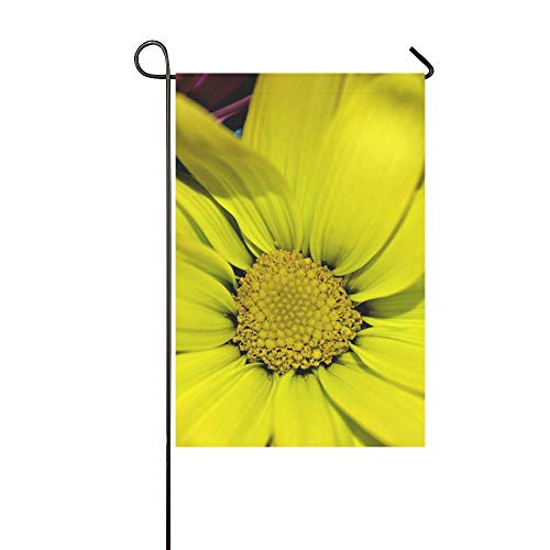 Home Decorative Outdoor Double Sided Flower Macro Floral Plant Natural Blossom Bloom Garden Flag,house Yard Flag,garden Yard Decorations,seasonal Welcome Outdoor Flag 12 X 18 Inch Spring Summer Gift