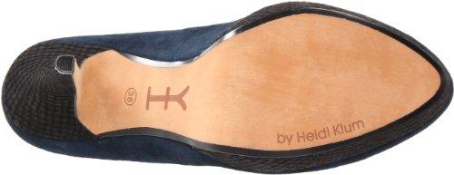 Hk Van Heidi Klum Womens Mildred Pump Dark Navy / Black