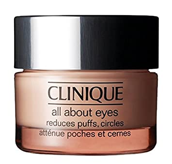 Clinique All About Eyes Reduces Puffs Circles .5oz 15ml