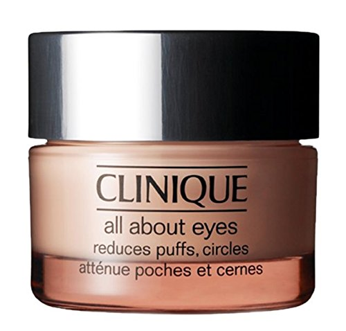 Clinique All About Eyes Reduces Puffs Circles .5oz / 15ml