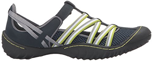 JSport Navy Encore Kiwi Jambu by Women's Jetty Flat OqIxOrUPY