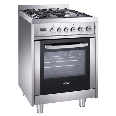 Dual Fuel Freestanding Cookers (Fagor RFA-244 DF 24