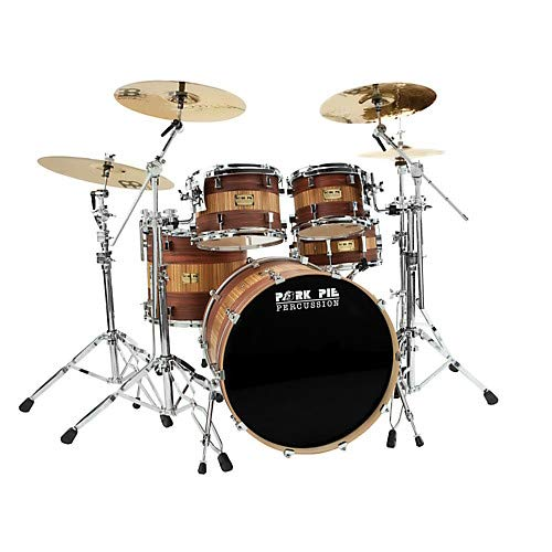 (Maple-Rosewood 4-Piece Shell Pack)
