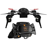 Extreme Fliers Micro Drone 3.0 Standard Camera/FPV Bundle with Wi-Fi HD Camera Module, - Bundle Wit Freefly Mobile Virtual Reality Headset with Crossfire Triggers