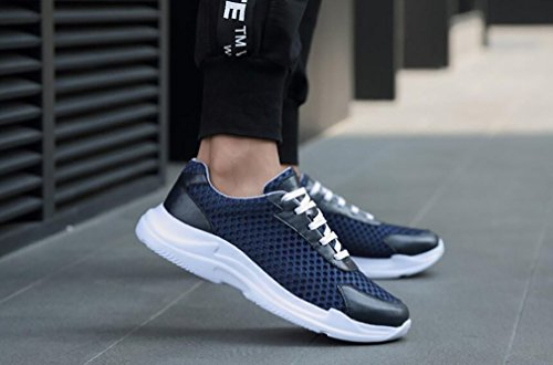 Hemei Casual Automne L Shoes Sneakers Mesh Sport Comfort Men's Mens Printemps Mode Chaussures r68wRqrO