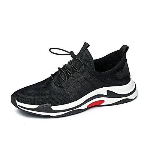 Running All' Nero Donna Aperto Qianchuangyuan Da Adulto Sportive Fitness Sneakers Sportive Scarpe Corsa Uomo Ginnastica Unisex Z8zqw8