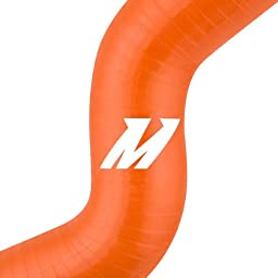 Mishimoto MMDBH-KTM6-11KTYOR Orange Silicone Hose Kit with \'Y\' Replacement Hose for KTM 350SXF