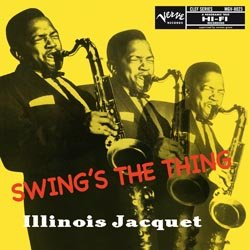 Swing's the Thing [12 inch Analog]                                                                                                                                                                                                                                                    <span class=
