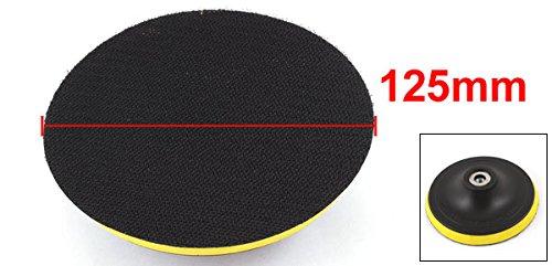 125mm di diametro in nylon lucidatura mola pad per marmo cemento