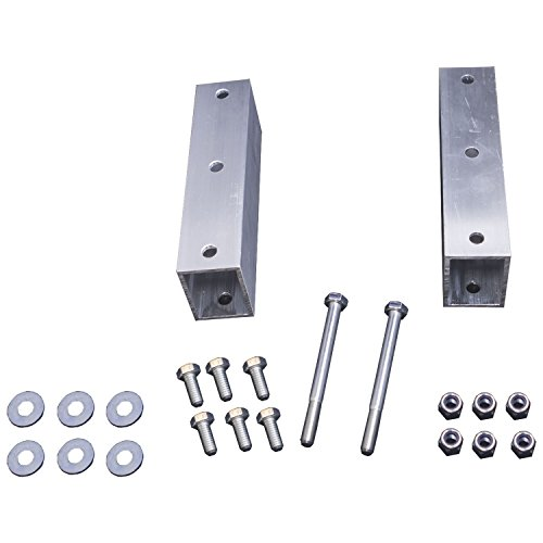 Tonno Pro LR-4092 Bed Extender Adaptor Installation Bracket Kit for Lo-Roll Cover for 05-13 Nissan Frontier