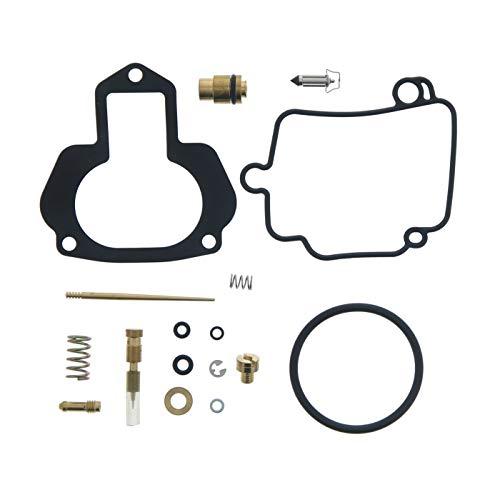 (Carburetor Repair Kit Carb Kit fits Yamaha 350 Warrior YFM350X 1988-2004 Race-Driven)