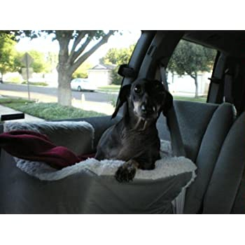 Snoozer Lookout I Pet Car Seat Small Black