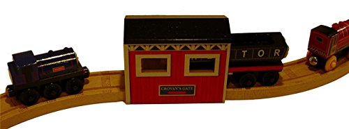 Crovan's Gate Tunnel – Thomas Wooden Railway Train Tank Engine – Brand New Loose