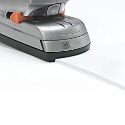 Swingline Electric Stapler, Optima 45, 45 Sheet Capacity, Silver (S7048209)