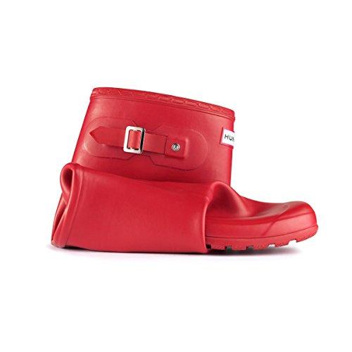 Hunters - Zapatos de caza para hombre rojo rosso
