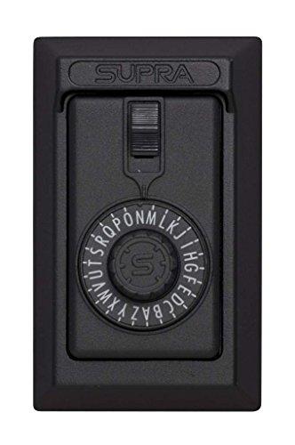 (Kidde AccessPoint 00514 KeySafe Original 5-Key Permanent, Spin Dial, Black)