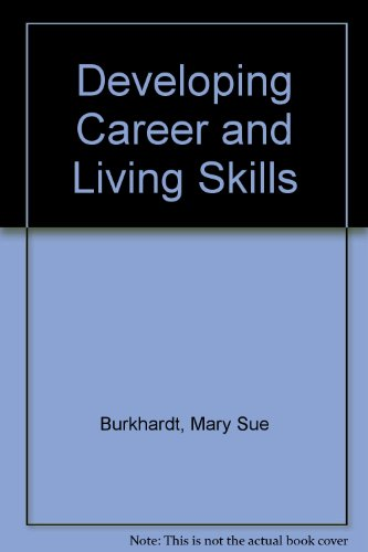 Developing Career and Living Skills