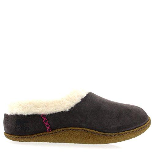 Nakiska NL1474 Damen Sorel Schiefer Pantoffeln BqUXwPC