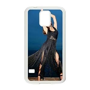 Custom Case Miranda Kerr Dog For Samsung Galaxy S5 Q3V812889