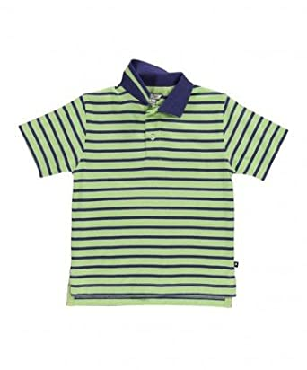 4989d6bde2 Image Unavailable. Image not available for. Color: Kitestrings Boy's  Striped Polo Shirt ...