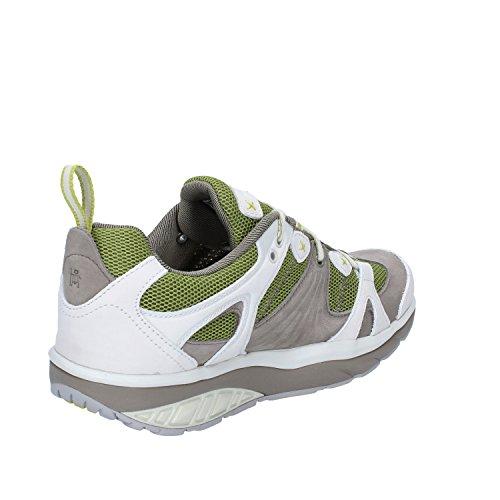 MBT Women Hiari moss Birch Lace Fango Schuhe 936 700344 silver rq6Otrw