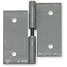 Southco Inc 96-10-500-50 Metal In-Line Lift-Off Hinge Inch Pack of 10 Inline Style