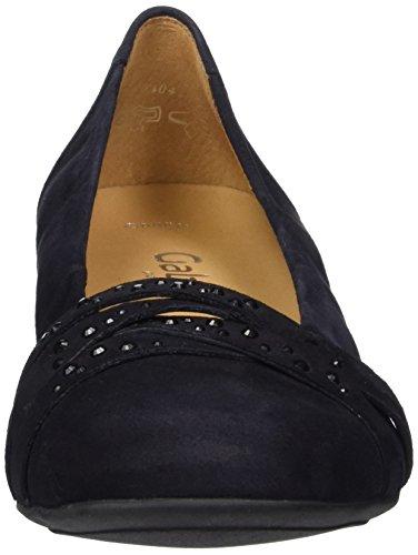 Gabor Gabor Comfort - Bailarinas Mujer Azul - Bleu (26 pazifik)
