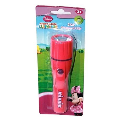 Lámpara de Bolsillo Minnie 15 cm: Amazon.es: Bebé