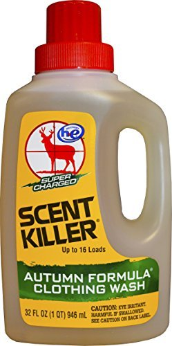Wildlife Research Center Scent Killer Scent Elimination Autumn Formula Laundry Detergent Liquid by Scent Killer