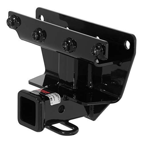 - CURT 13414 Class 3 Trailer Hitch, 2-Inch Receiver for Select Jeep Commander