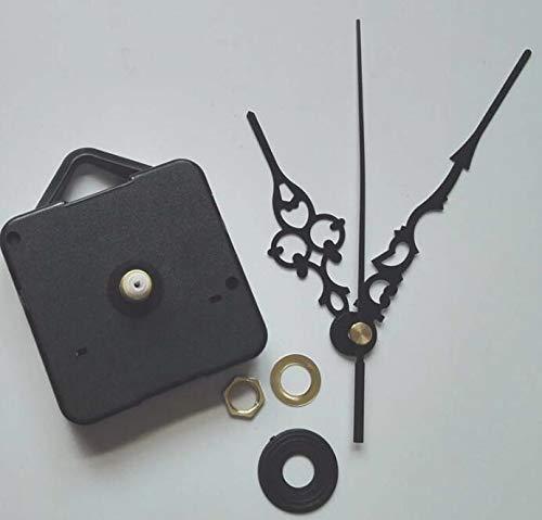 Maslin 10pcs/lot Clock Movement Mechanism Metal Aluminum DIY Hands Quartz Clock Accessory DIY Clock Kits