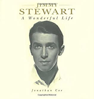 book cover of Jimmy Stewart: A Wonderful Life