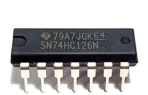 Texas Instruments CD4069BE CD4069 CD4069UBE CMOS Hex Inverter DIP14 5 Pack