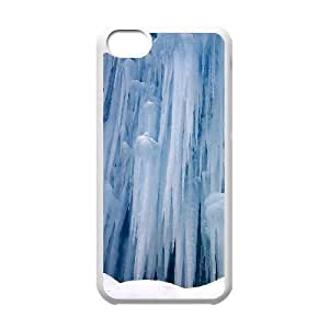 Ice And Snow Classic Personalized Phone Case for Iphone 5C,custom cover case ygtg-296773