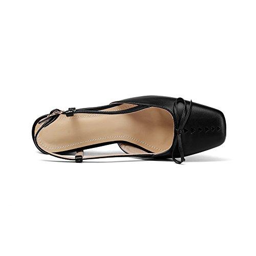 1TO9 Femme 1TO9 Compensées Femme Noir Compensées Sandales Sandales Noir Inconnu Inconnu ZAf57xnwq
