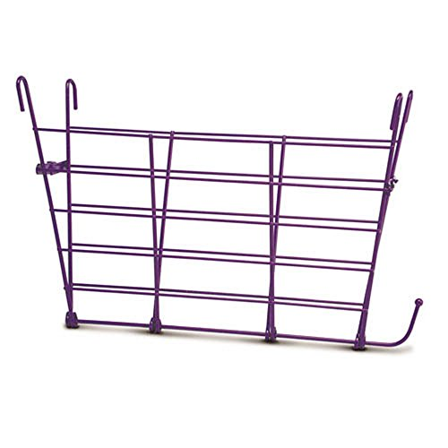 - Superpet Metal Hay Manger (One Size) (Purple)