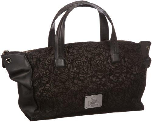 Bugatti Bags Bolso bandolera Marlene Paris Shopper Schwarz (schwarz 01)