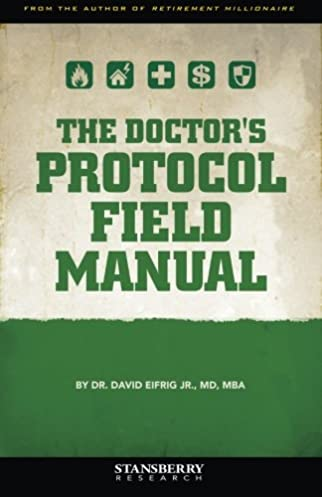 the doctor s protocol field manual dr david eifrig jr rh amazon com Doctor Clip Art Doctor Clip Art