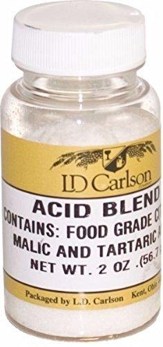 (Home Brew Ohio HOZQ8-070 Acid Blend, 2 oz., White - 2 Pack)