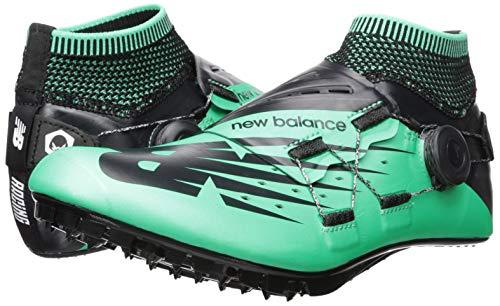 New Balance Men's Sigma V2 Vazee Track Shoe neon Emerald/Black 7 D US by New Balance (Image #6)
