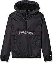 Starter Boys' Popover Packable Jacket, Amazon Exclu