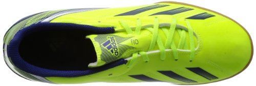 adidas Herren F10 in Sneakers Amarillo / Morado