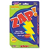 Zap Math Card Game, Ages 7 And Up By: TREND