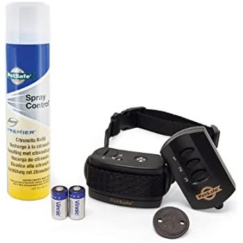 Petsafe Spray Commander Dog Training Collar