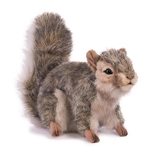 Hansa Sitting Squirrel Plush
