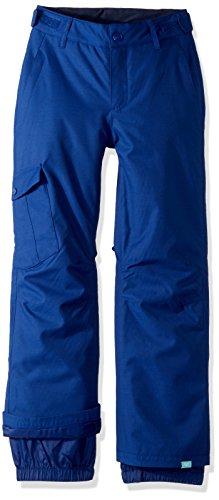Roxy Big Girls' Tonic Snow Pants, Sodalite Blue, 8/S by Roxy